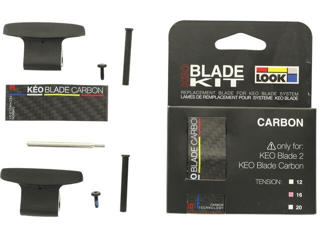 Look Kéo Blade Carbon 16Nm Kit